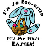 Eggcited 1st Easter