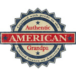 Authentic American Grandpa