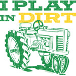 Play In Dirt Tractor