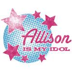 Halftone Idol Allison