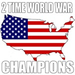 2 Time World War Champions