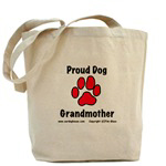 Proud Dog Grandmother or Grandfather