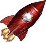 Lucky Rocketship