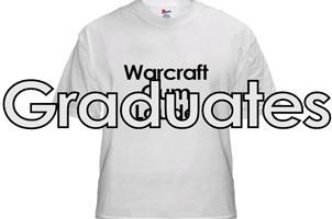 Warcraft: Graduate's T-Shirts