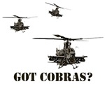 Made in the USA Army Helicopter Cobra T-Shirts