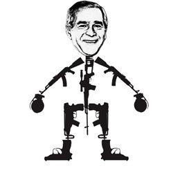 George W Bush Shirts