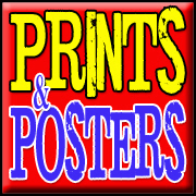Cool Original Prints & Posters