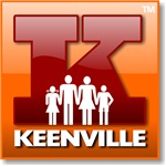 Keenville Logo Items