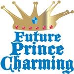 Future Prince Charming T-shirts & Gifts