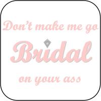 Going Bridal