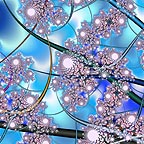 Spring Blossom Fractal
