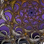 Nightsky Filigree Fractal