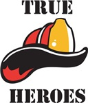 True Heroes - Firefighters