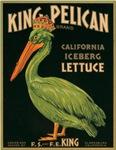 King Pelican Label