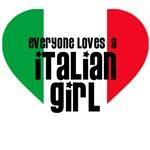 everyone loves a italian girl