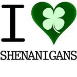 I Heart Shenanigans
