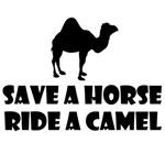 save a horse ride a camel
