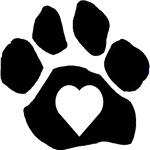 Heart In Paw