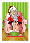 Oh Oh Oh Ahhh Merry Christmas Santa