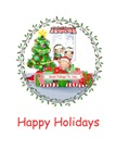Christmas Elves Gifts & Greeting Cards