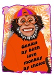 Sexy Love Monkey Humor