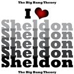 Shledon Fan Gear Big Bang Theory