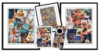 NEW! Vintage Graphic Posters & Gifts!
