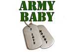 Army Baby - Mommy