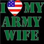 I Love My Army Wife