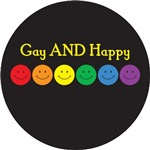 Gay AND Happy