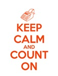 Keep Calm and Count On