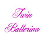 Twin Girl Ballerina