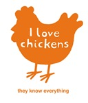 I love chickens t-shirts