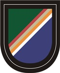 75th Ranger Regiment Beret Flash