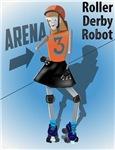 Roller Derby Robot
