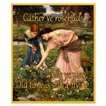 Gather Ye Rosebuds