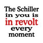 Schiller Revolt Quote