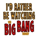 Watching Big Bang