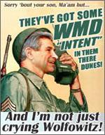 Crying Wolfowitz