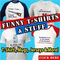 Funny T-Shirts and Stuff
