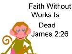 White Faith Without Works