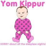 Yom Kippur Pink PJs