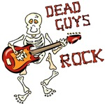 Dead Guys Rock t-shirts & gifts