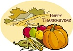 Happy Thanksgiving t-shirts & gifts