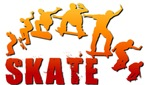 Skate t-shirts & gifts