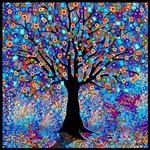 Tree of Life Carnival Tree