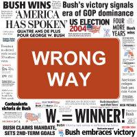 Election 2004: Wrong Way