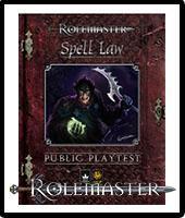 Rolemaster Merchandise