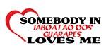 Somebody in Jaboatao Dos Guarapes loves me