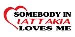 Somebody in Lattakia loves me